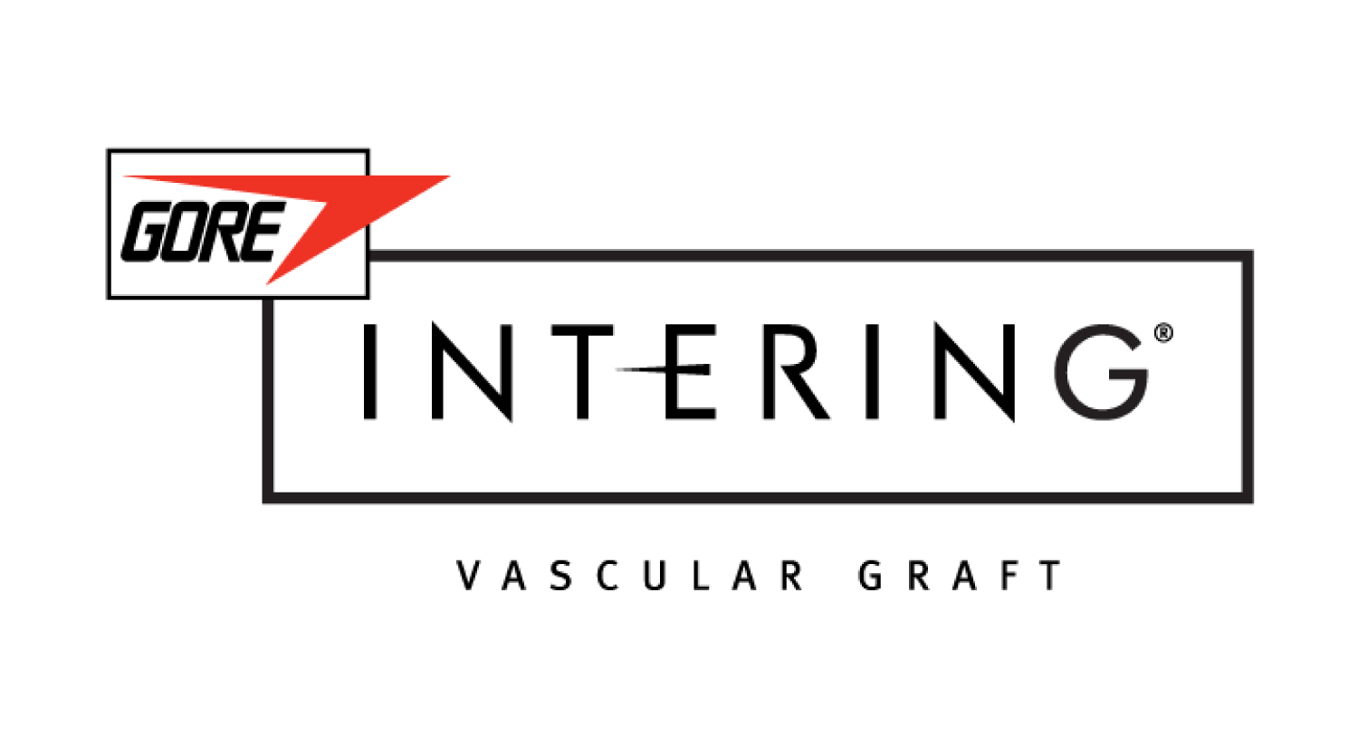 INTERING VASCULAR GRAFT