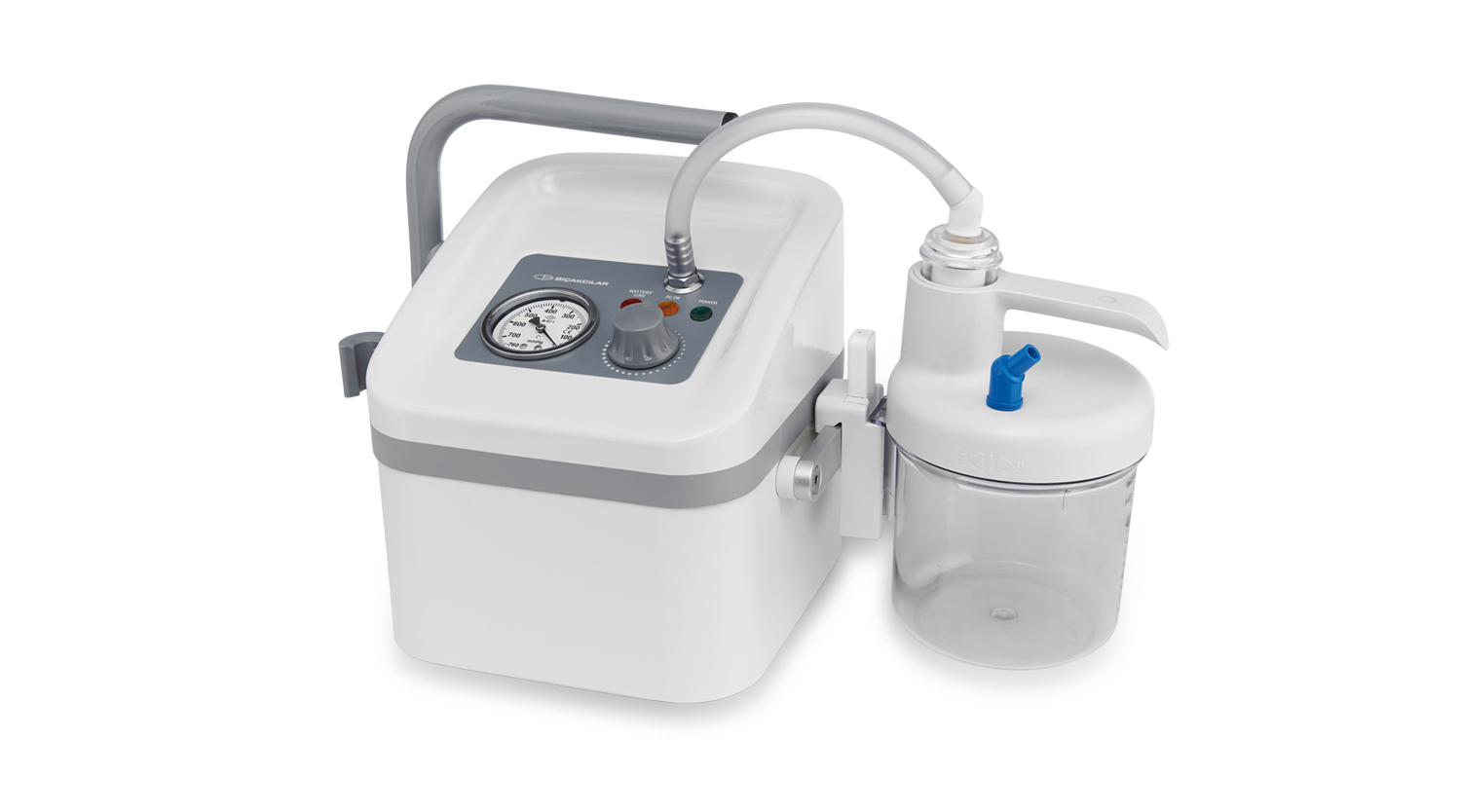 VACULINE MINI ASPIRATOR WITH BATTERY - PORTABLE