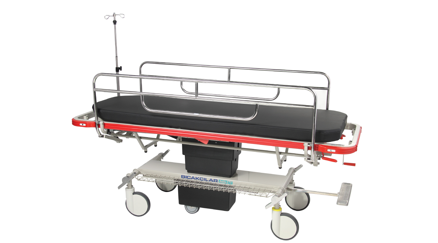 MOBILINE 675 MULTIPURPOSE STRETCHER
