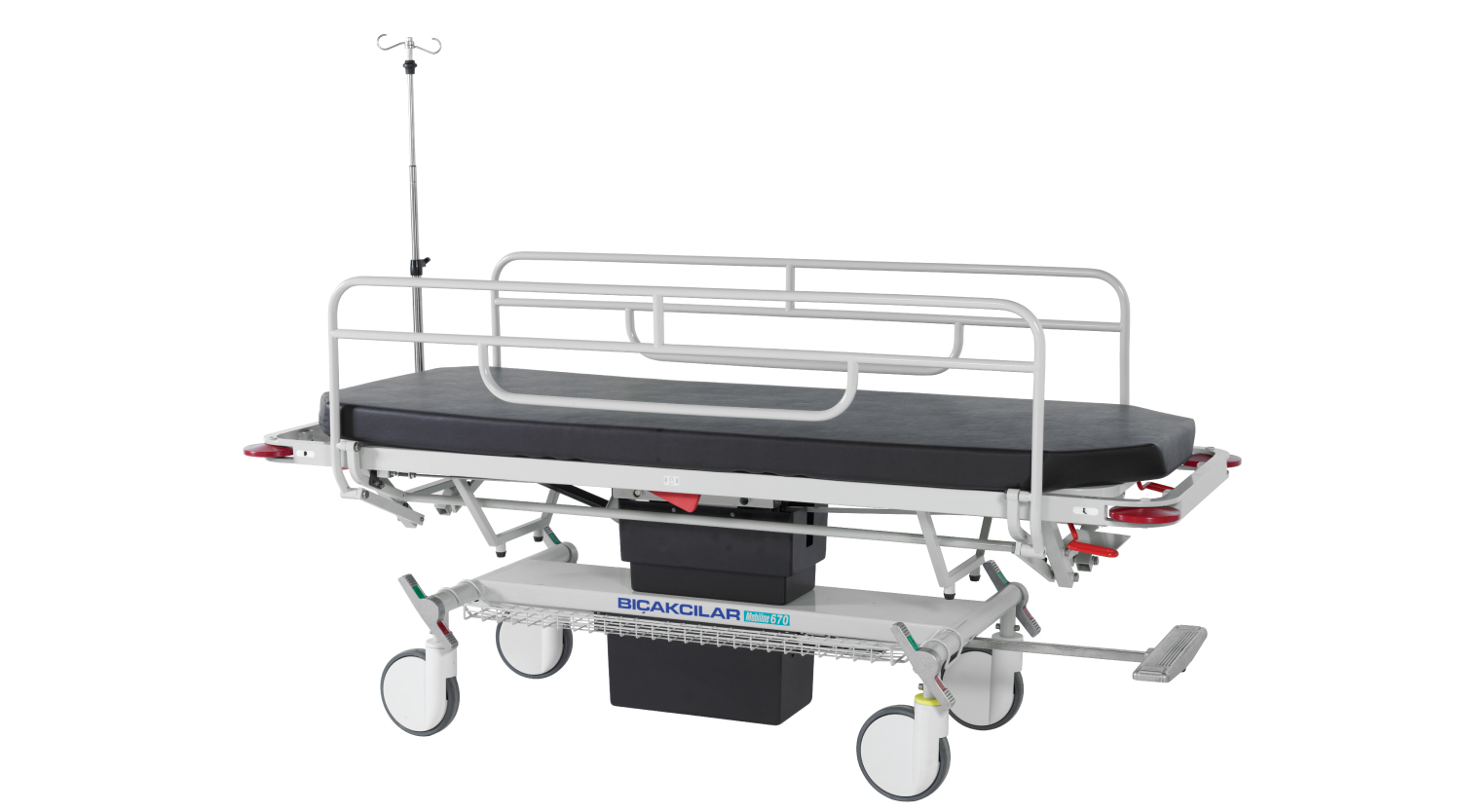 MOBILINE 670 MULTIPURPOSE STRETCHER