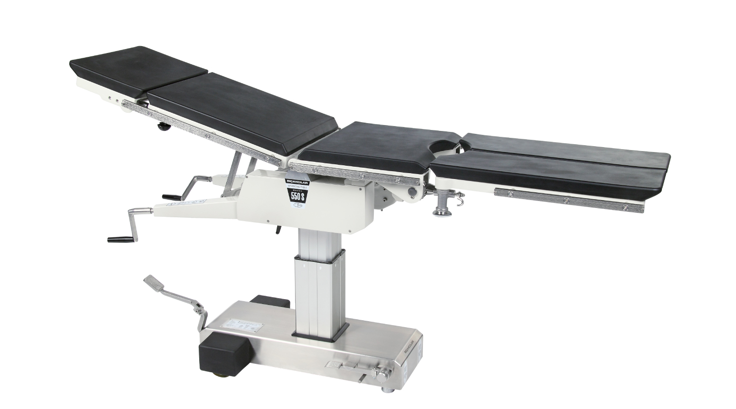 SURGILINE 550S - 550SE SURGICAL TABLES